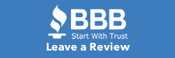 Review us on the Better Business Bureau