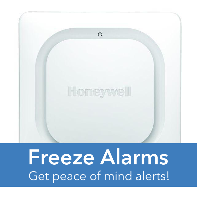 Freeze Alarms