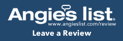 Did our service go above and beyond? Share your experience on Angie's List.