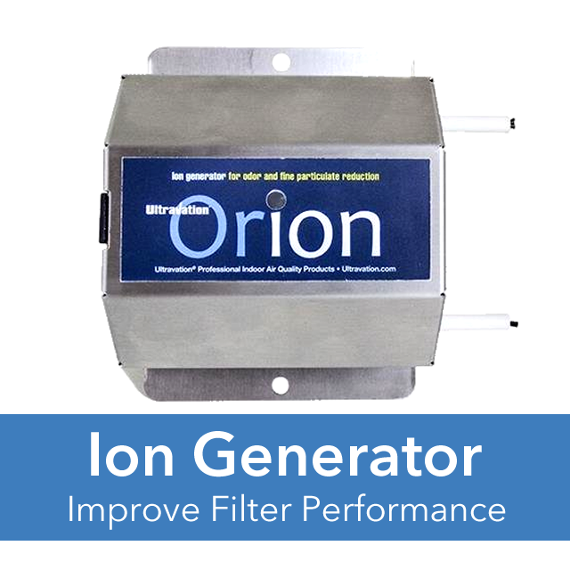 Orion Ion Generator
